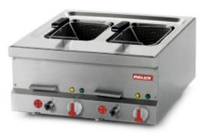 Palux Dual-Deep Fat Fryer