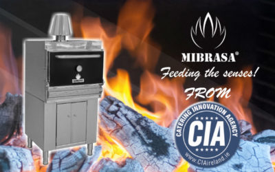Mibrasa charcoal ovens from Catering Innovation Agency