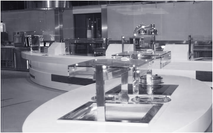 cia commercial kitchen designs