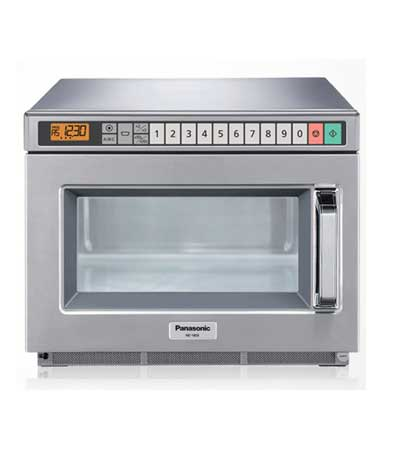Panasonic Commercial NE-1853BPQ Compact Microwave