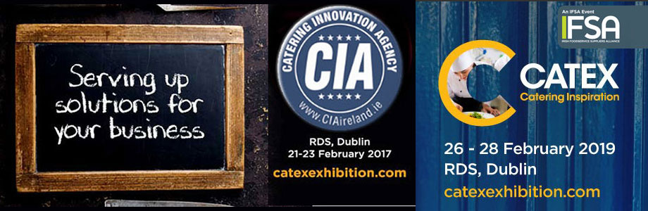 Catex Catering Exhibition 26 – 28 February 2019