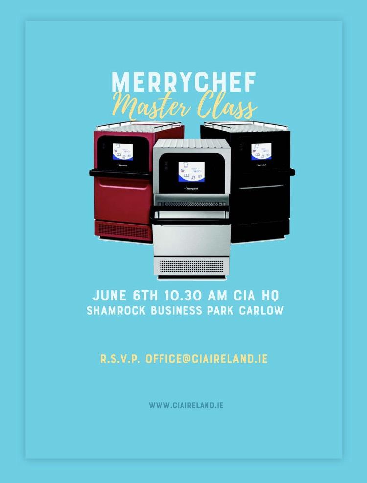Merrychef Cooking Masterclass